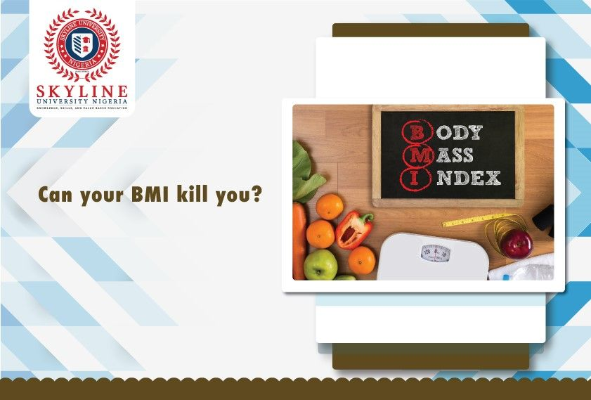 Can your Body Mass Index (BMI) Kill You?