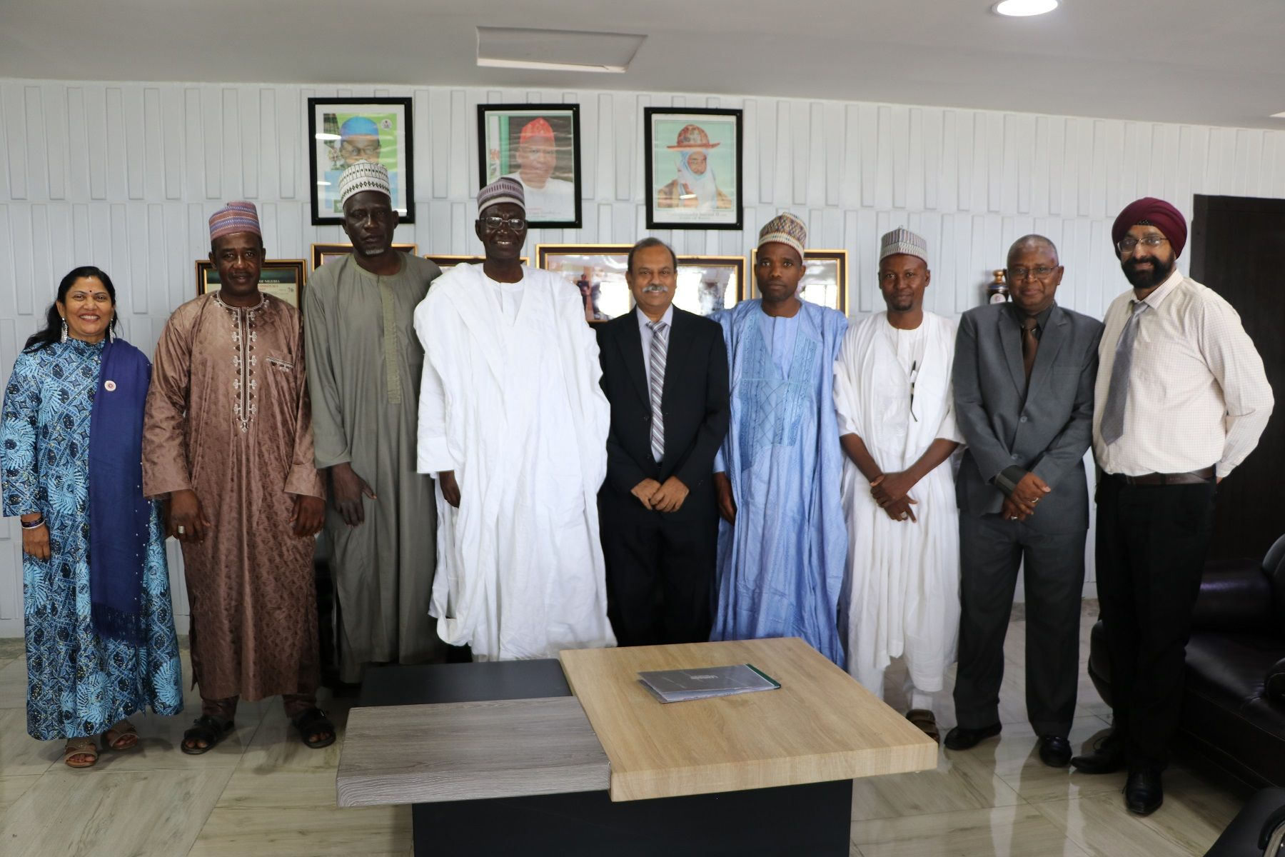 Skyline University Nigeria (SUN) and Yobe State Government Unfolded Plans for Collaboration