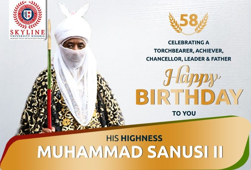 Encomium as Varsity Chancellor Celebrates 58th Birthday