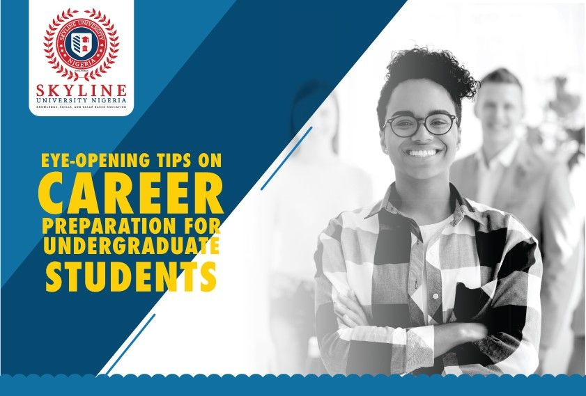 Eye-Opening Tips on Career Preparation for Undergraduate Students