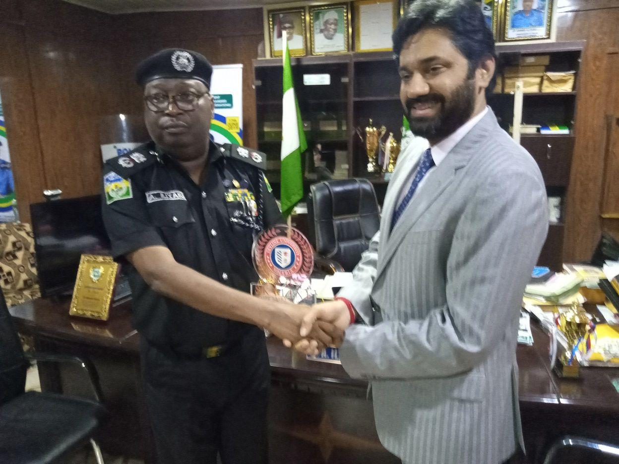 Skyline University Nigeria (SUN), Kano State Police Command initiate MOU on Undergraduate Degrees Programmes