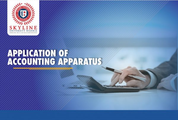 Application for accounting apparatus