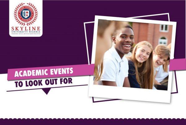 academic events