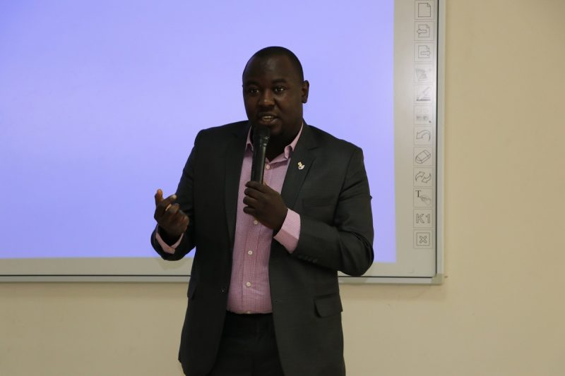 guest lecturer