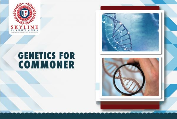 genetics for commoner